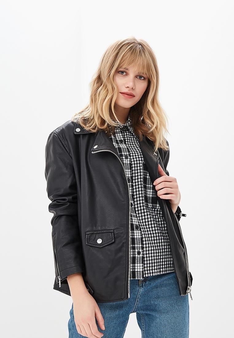 Кожаная куртка OVS 279119