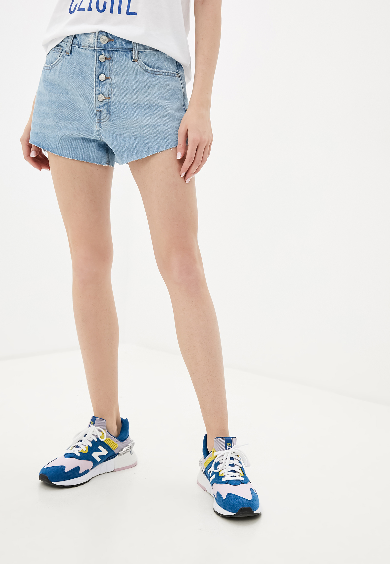 Женские джинсовые шорты OVS 546063