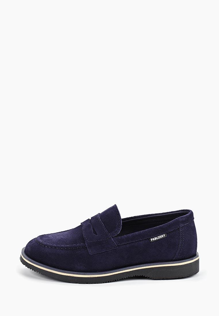 Туфли для мальчиков Pablosky 716026