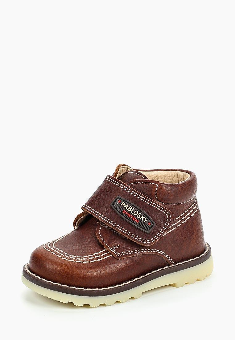 Ботинки для мальчиков Pablosky (Паблоски) 38371