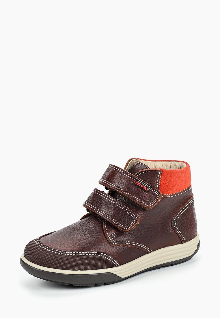 Ботинки для мальчиков Pablosky (Паблоски) 586471