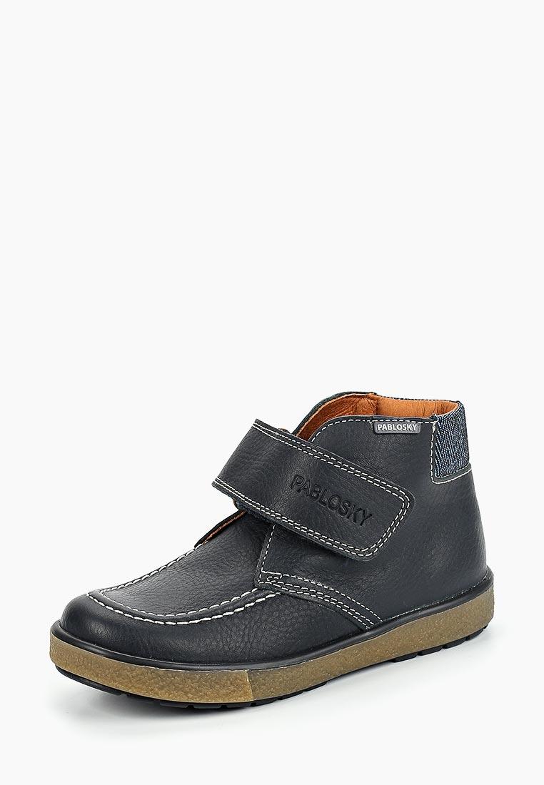 Ботинки для мальчиков Pablosky (Паблоски) 586921