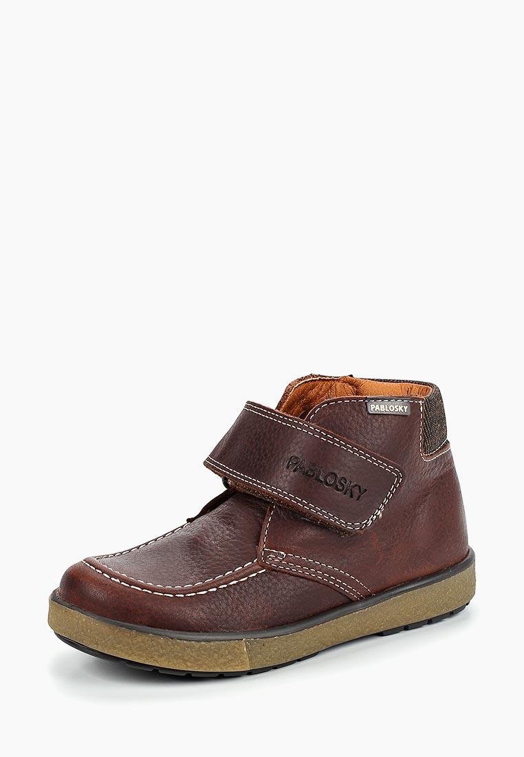 Ботинки для мальчиков Pablosky (Паблоски) 586971