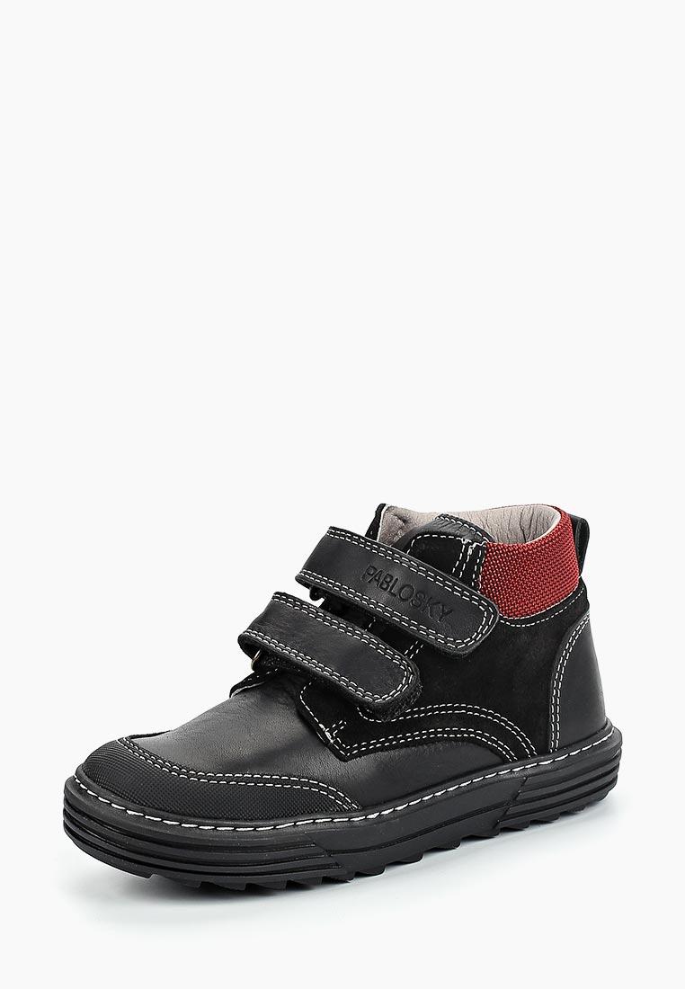 Ботинки для мальчиков Pablosky (Паблоски) 587612