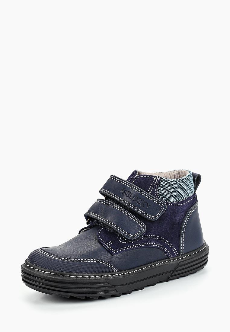 Ботинки для мальчиков Pablosky (Паблоски) 587632
