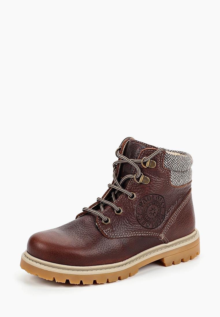 Ботинки для мальчиков Pablosky (Паблоски) 712271