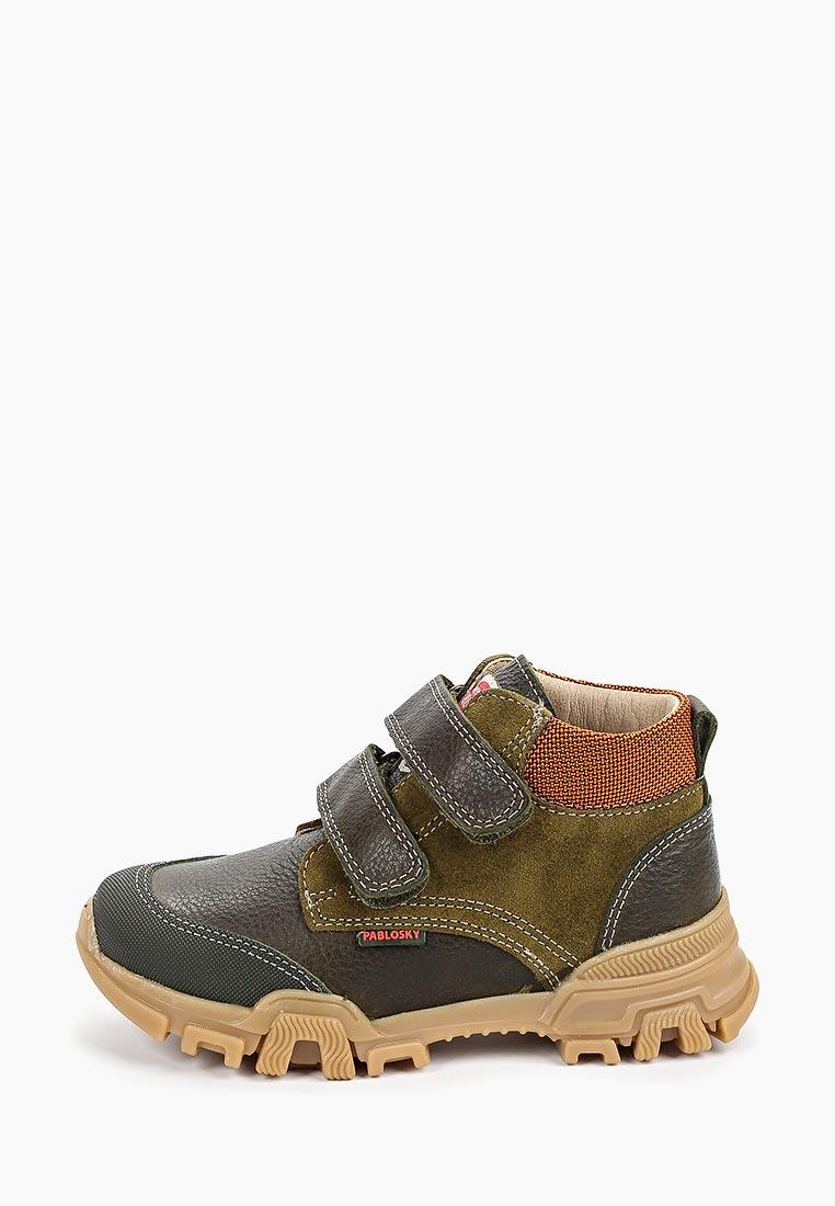 Ботинки для мальчиков Pablosky (Паблоски) 592081