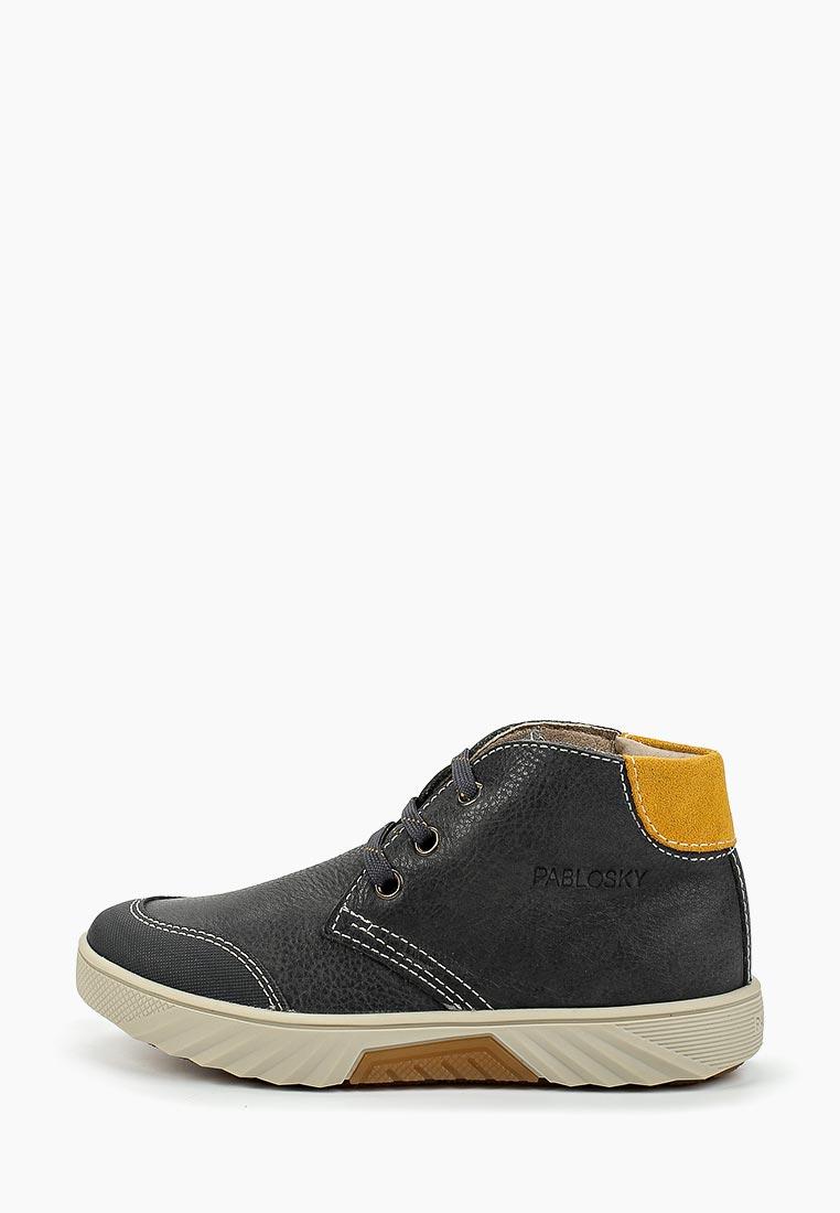 Ботинки для мальчиков Pablosky (Паблоски) 593351