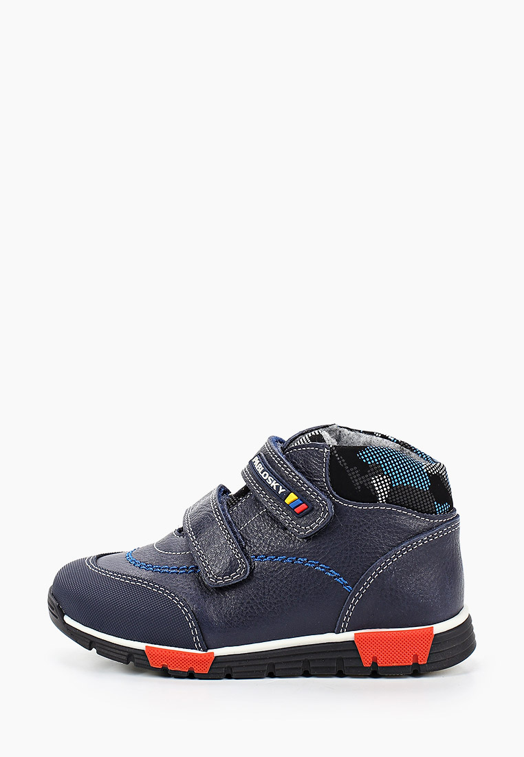 Ботинки для мальчиков Pablosky 88324