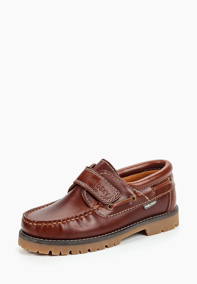 Ботинки для мальчиков Pablosky (Паблоски) 122580