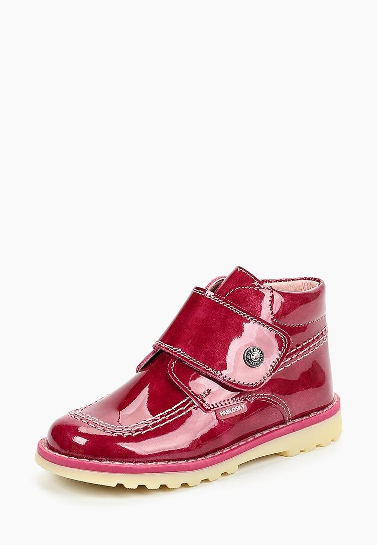 Ботинки для девочек Pablosky 38479