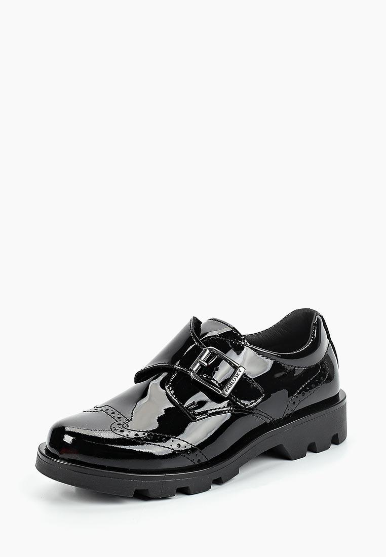Ботинки для девочек Pablosky (Паблоски) 326819