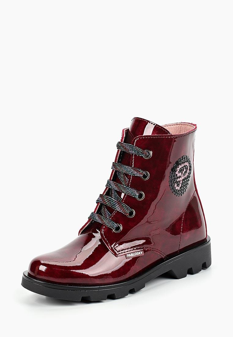 Ботинки для девочек Pablosky (Паблоски) 460969