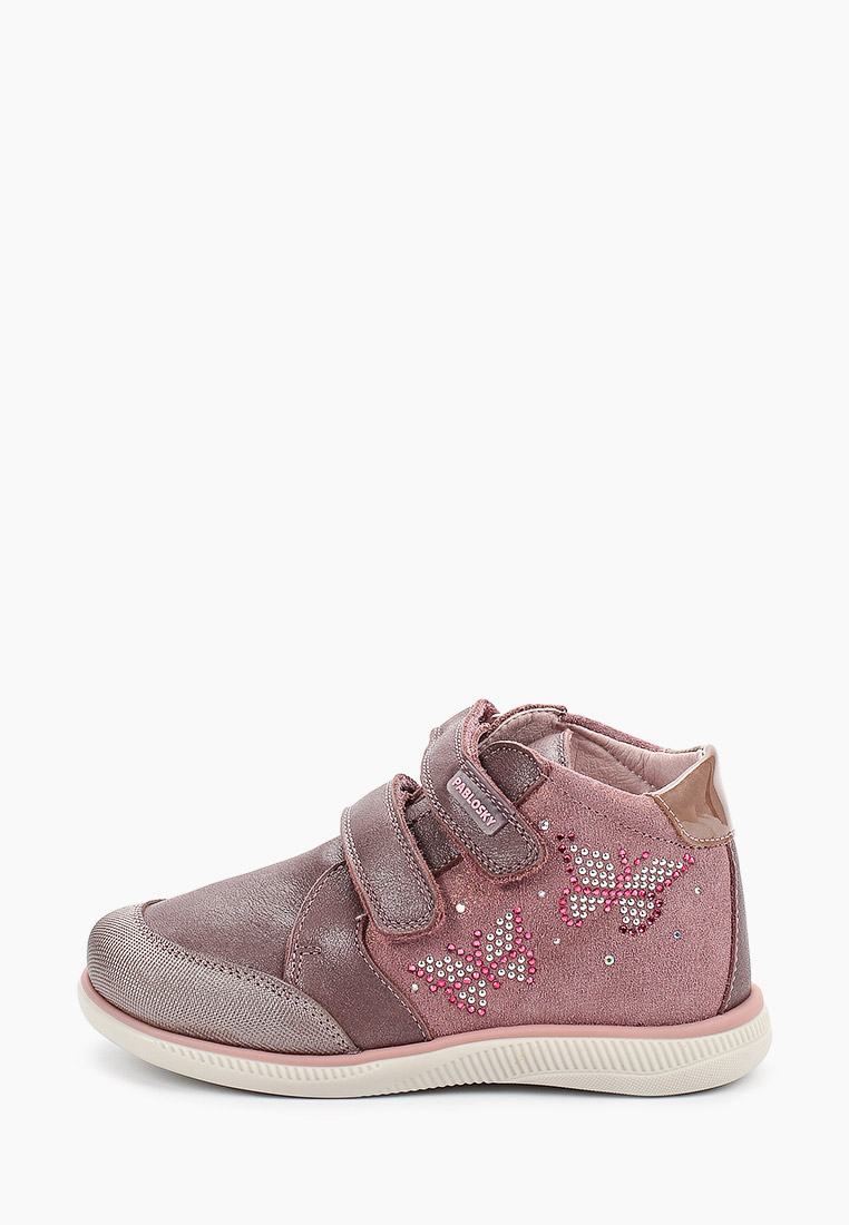 Ботинки для девочек Pablosky (Паблоски) 66490