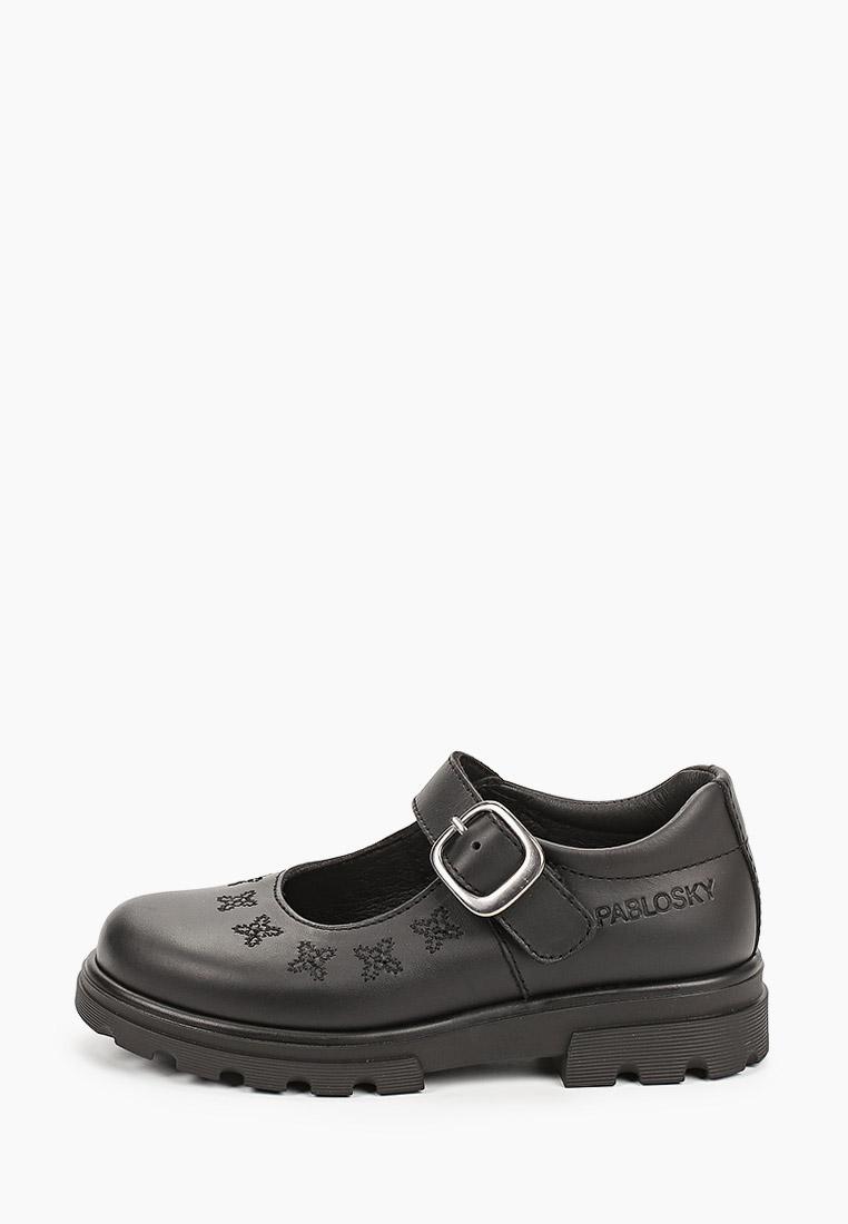 Туфли для девочек Pablosky 341810