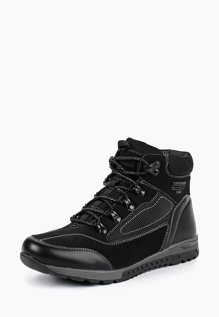 Ботинки для мальчиков Patrol (Патрол) 754-670TM-19w-01-1