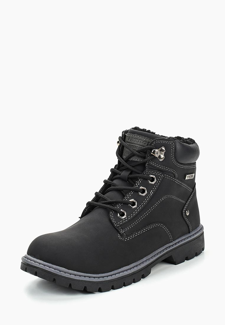 Ботинки для мальчиков Patrol (Патрол) 763-108PIM-19w-04-1