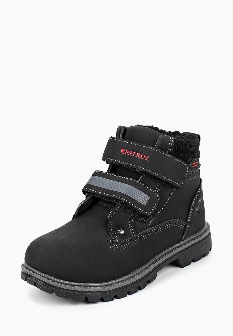 Ботинки для мальчиков Patrol (Патрол) 963-085PIM-19w-04-1