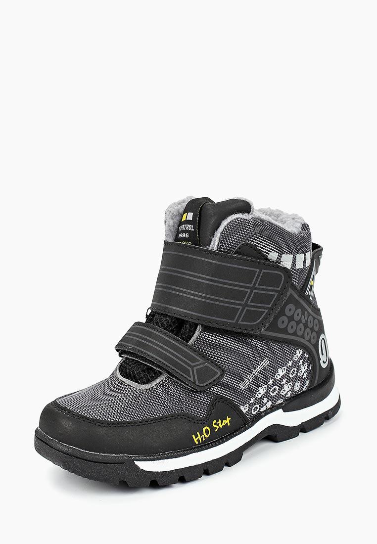 Ботинки для мальчиков Patrol (Патрол) 967-136IM-19w-01-5