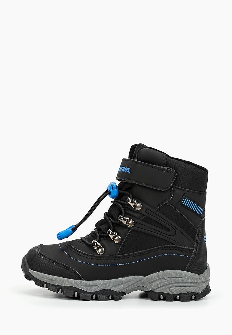 Ботинки для мальчиков Patrol (Патрол) 984-101IM-20w-01/8-1