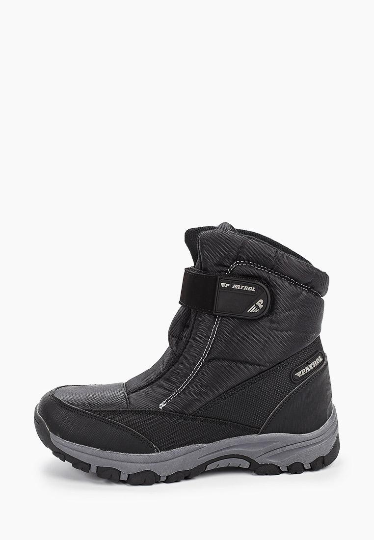 Мужские ботинки Patrol (Патрол) 788-134PIM-20w-8/04-1