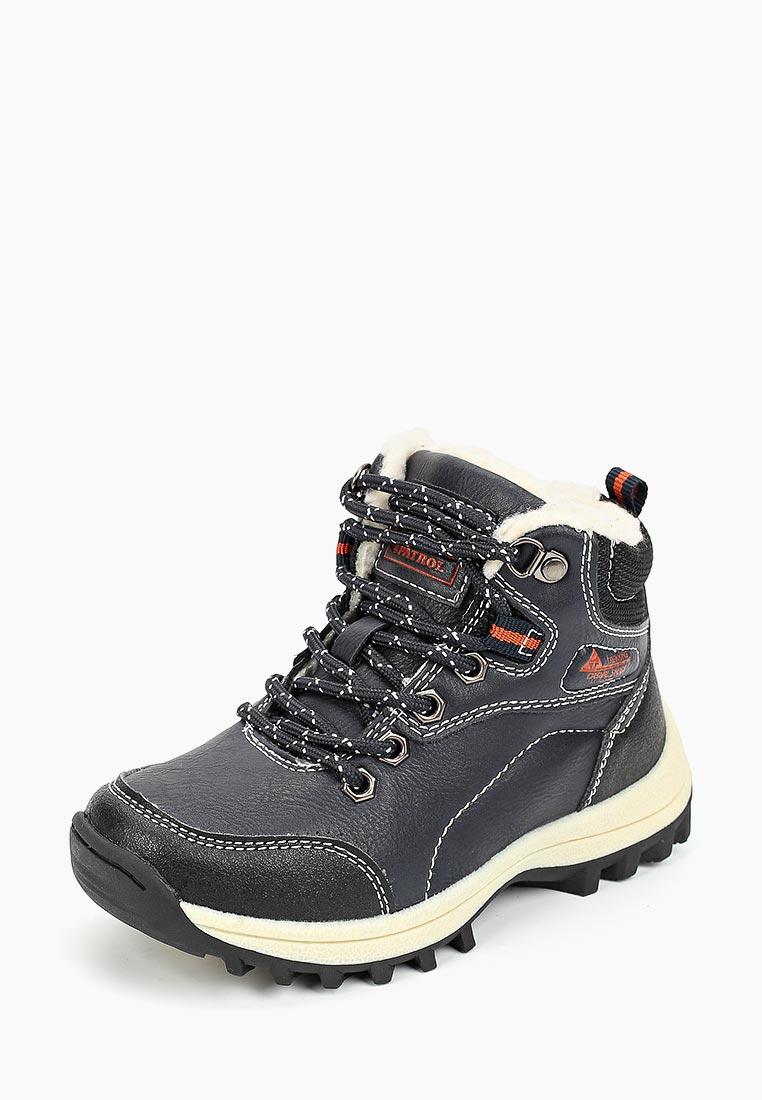 Ботинки для мальчиков Patrol (Патрол) 986-394IM-20w-01-42: изображение 2