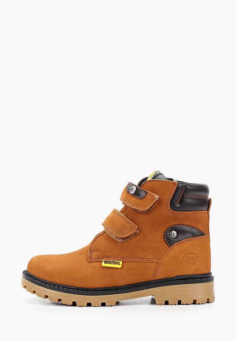 Ботинки для мальчиков Patrol (Патрол) 907-153TM-20w-4-3