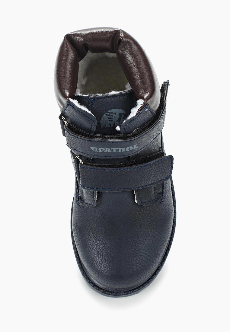 Ботинки для мальчиков Patrol (Патрол) 935-514PIM-18w-01-42: изображение 4