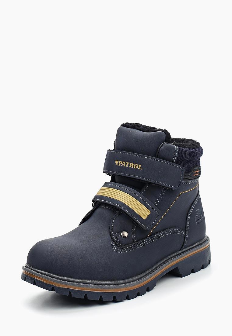 Ботинки для мальчиков Patrol (Патрол) 963-085IM-18w-04-16