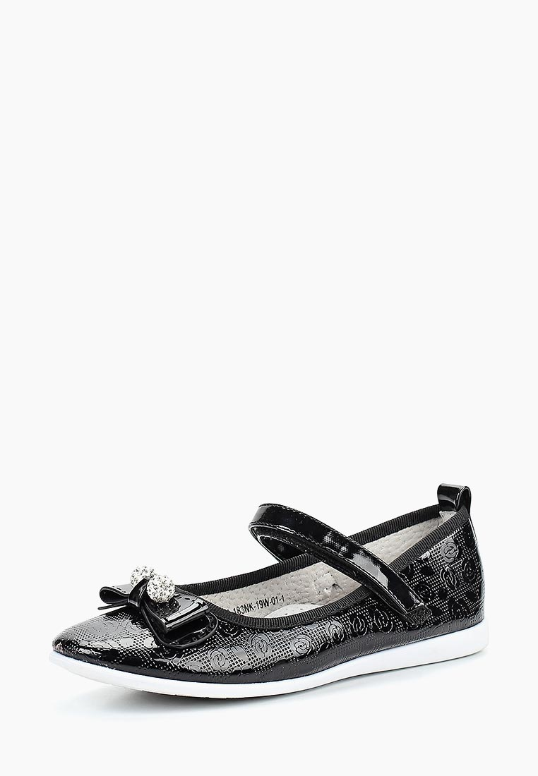 Туфли для девочек Patrol (Патрол) 933-183NK-19w-01-1