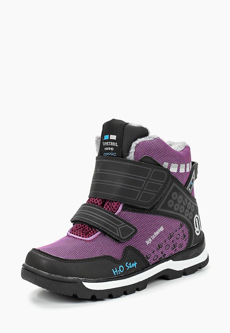 Ботинки для девочек Patrol (Патрол) 967-136IM-19w-01-27