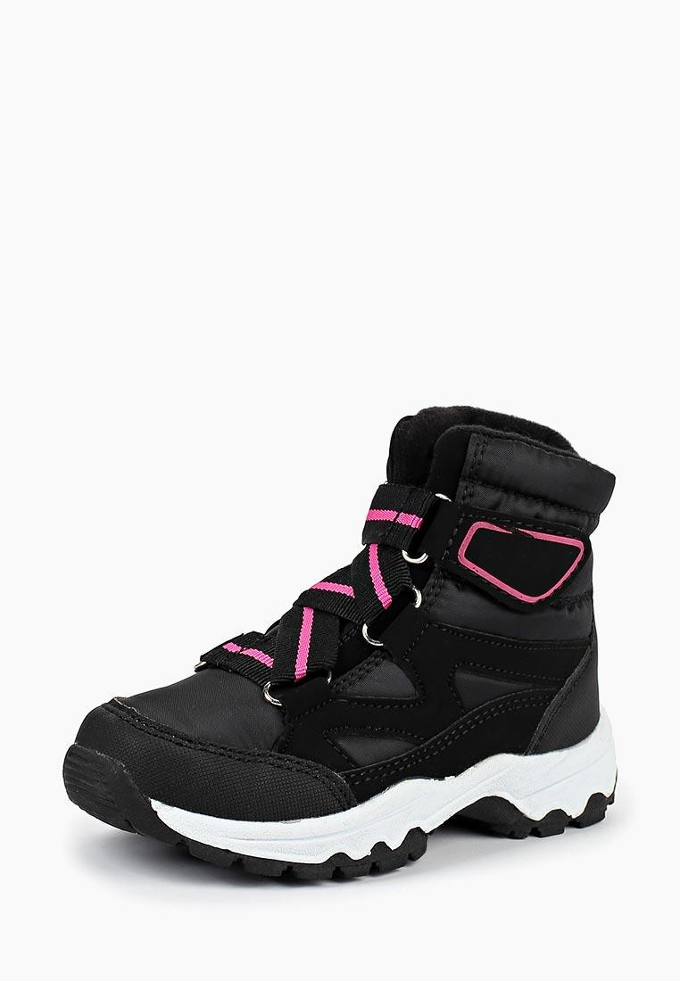 Ботинки для девочек Patrol (Патрол) 988-130PIM-19w-8/04-1