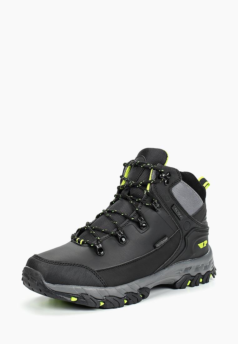 Спортивные мужские ботинки Patrol (Патрол) 421-405IM-19w-01-1/25