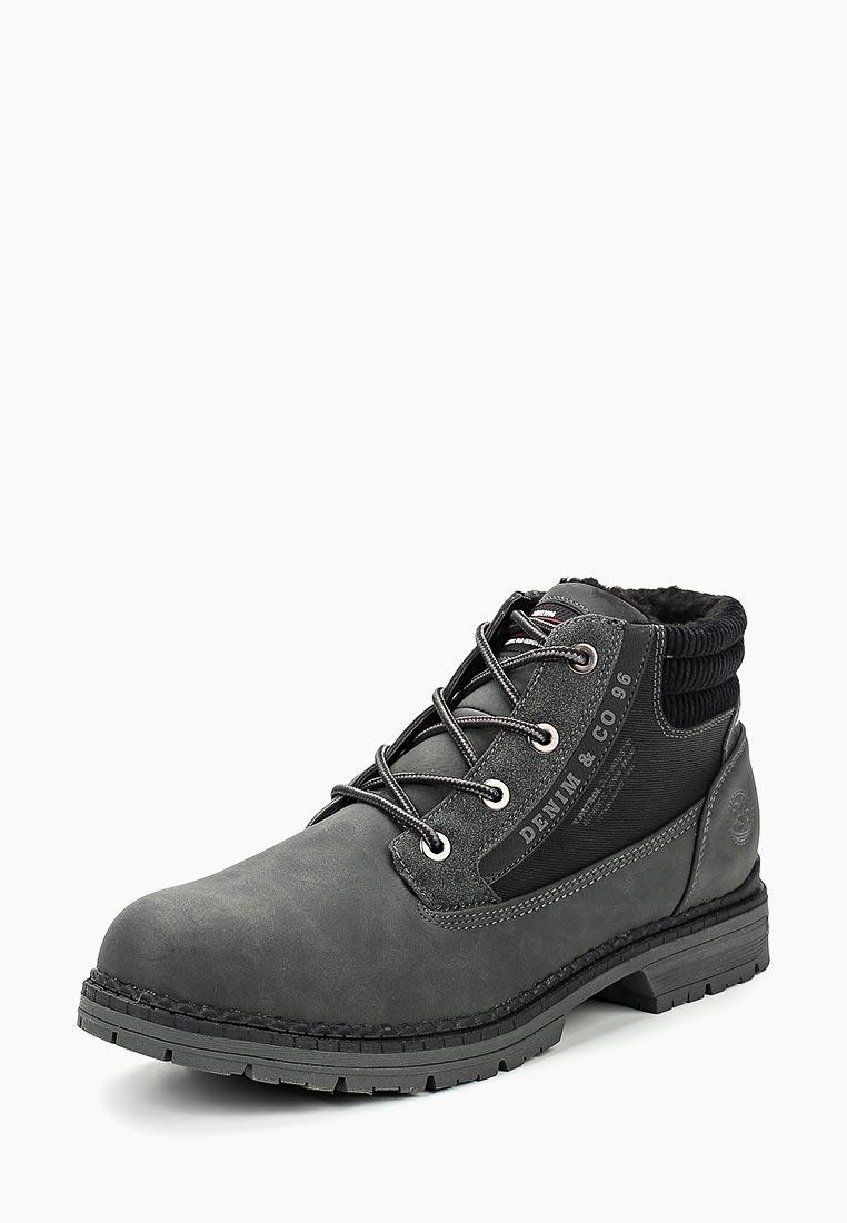 Мужские ботинки Patrol (Патрол) 461-123IM-19w-01-1