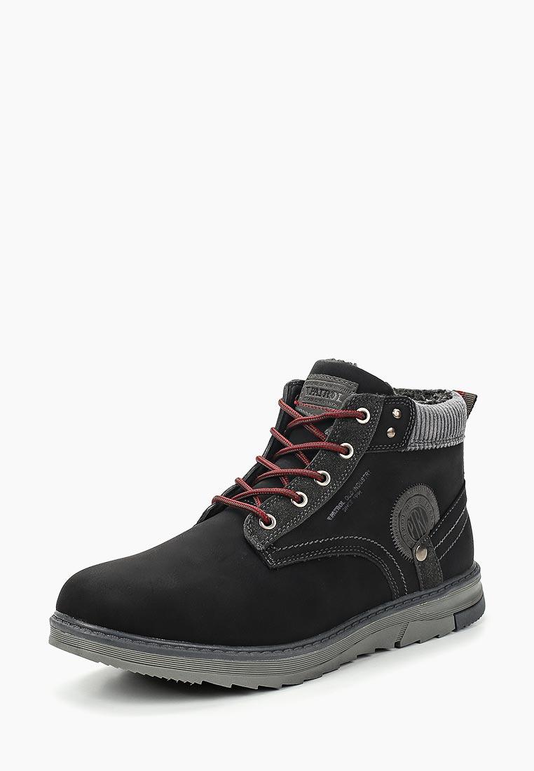 Мужские ботинки Patrol (Патрол) 461-136IM-19w-01-1