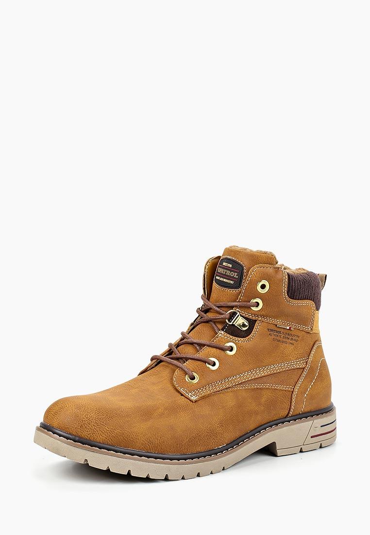 Мужские ботинки Patrol (Патрол) 461-148IM-19w-01-45
