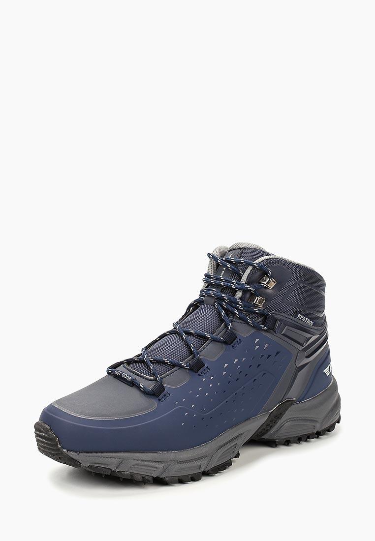 Мужские ботинки Patrol (Патрол) 473-803IM-19w-01-16
