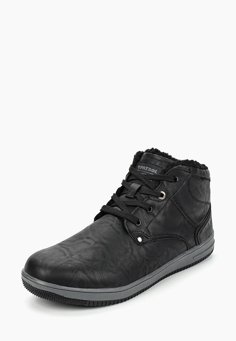 Мужские ботинки Patrol (Патрол) 473-812IM-19w-01-1