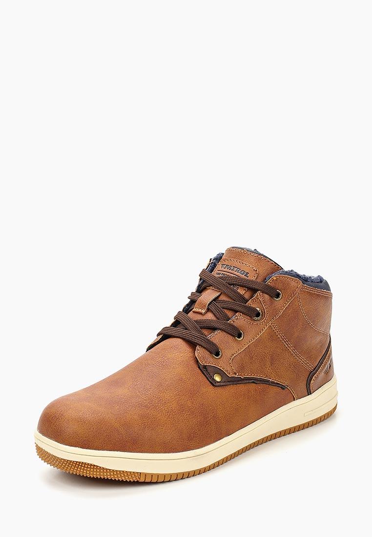 Мужские ботинки Patrol (Патрол) 473-812IM-19w-01-45