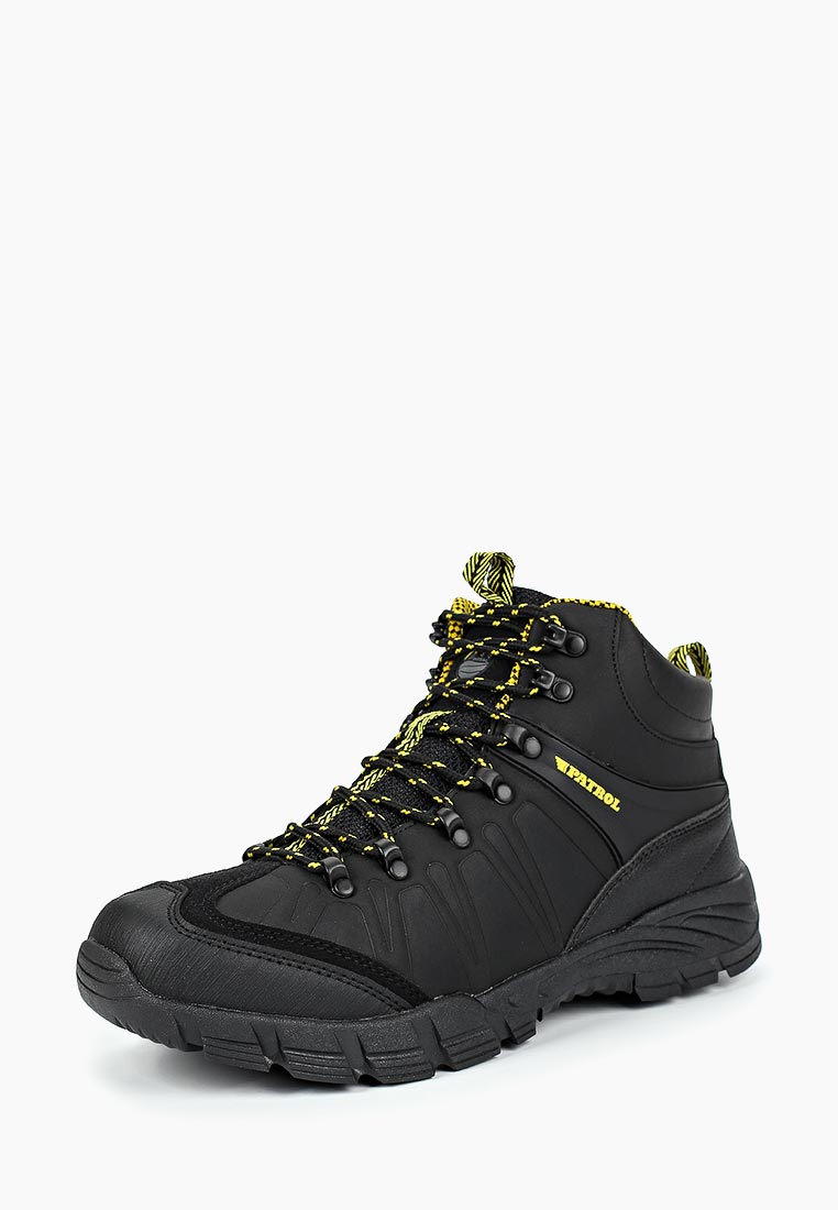 Мужские спортивные ботинки Patrol (Патрол) 486-459IM-19w-01-1
