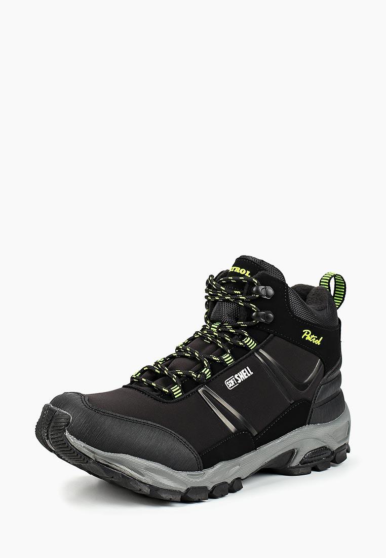 Спортивные мужские ботинки Patrol (Патрол) 496-802F-19w-8-1/25