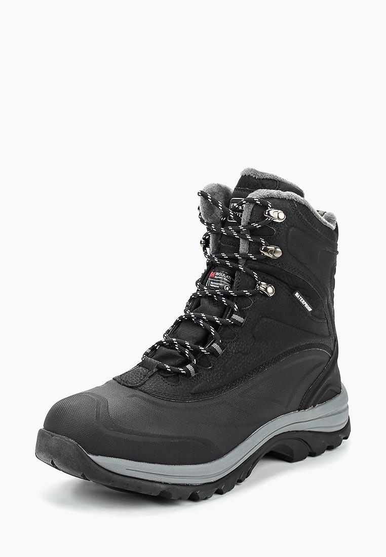 Спортивные мужские ботинки Patrol (Патрол) 507-642WW-19w-01/09-1