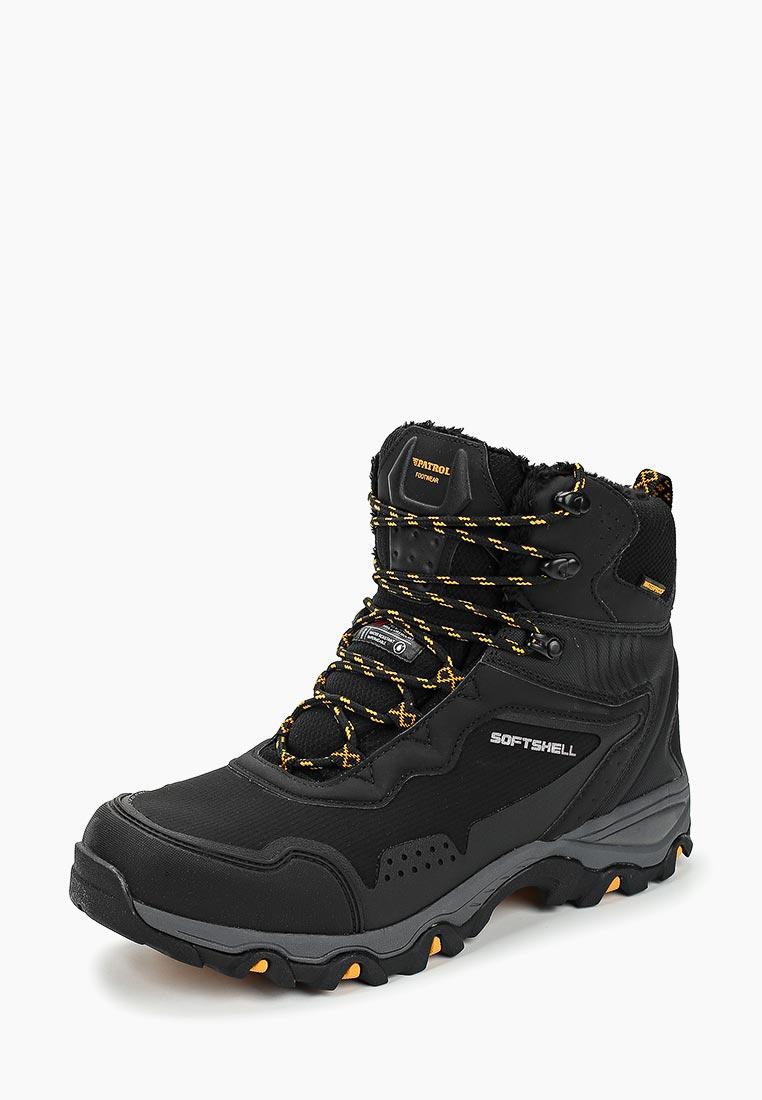 Мужские спортивные ботинки Patrol (Патрол) 507-671W-19w-01/8-1