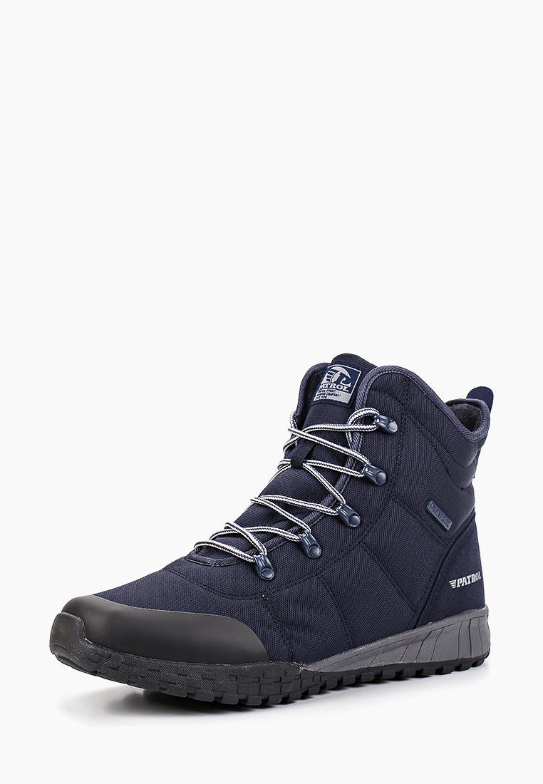 Мужские ботинки Patrol (Патрол) 557-962IM-19w-8/01-16
