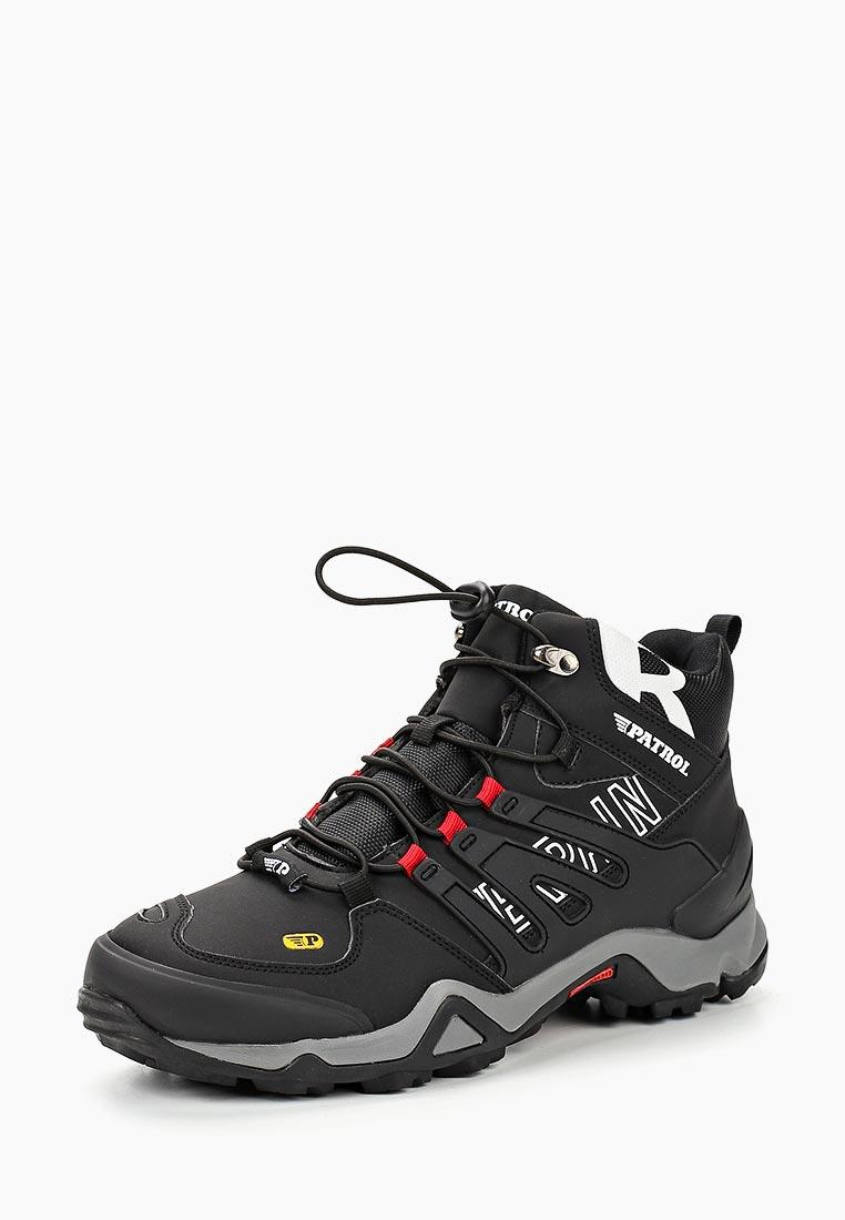 Спортивные мужские ботинки Patrol (Патрол) 586-462IM-19w-01-1