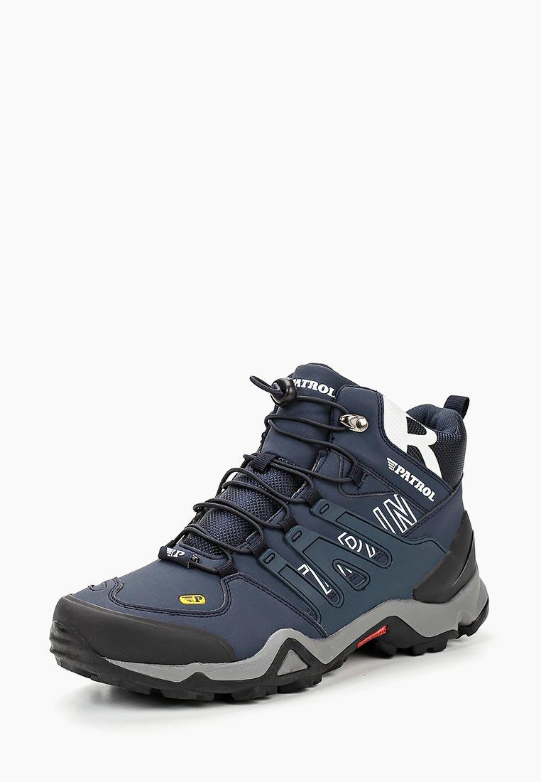 Спортивные мужские ботинки Patrol (Патрол) 586-462IM-19w-01-16