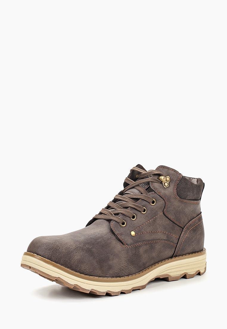 Мужские ботинки Patrol (Патрол) 443-239pIM-19w-01-2