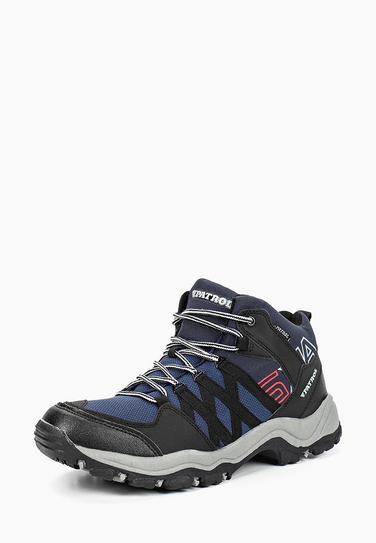 Спортивные мужские ботинки Patrol (Патрол) 521-111pIM-19w-01-42
