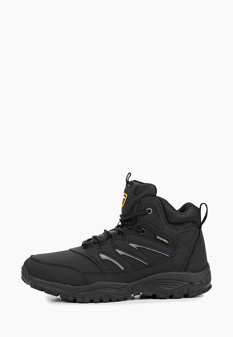 Мужские спортивные ботинки Patrol (Патрол) 473-817IM-19w-01-1