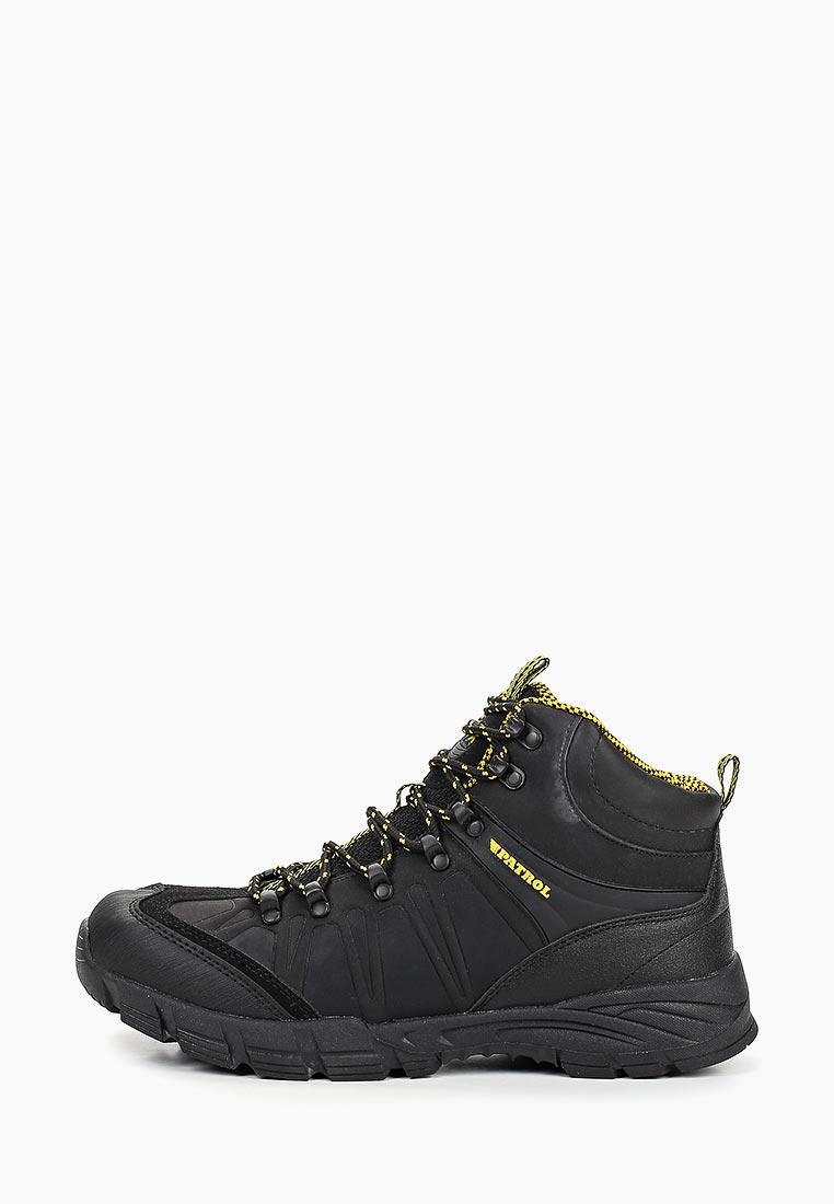 Мужские спортивные ботинки Patrol (Патрол) 486-459IMA-19w-01-1